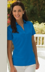 Port Authority Ladies Silk Touch Performance Polo Main Image