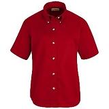 Women's Short Sleeve Button-down Shirt Main Image