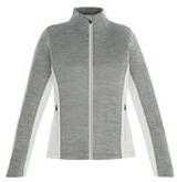 Women's Shuffle Performance Melange Interlock Jacket Main Image