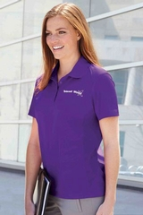 Women's Snag Protection Solid Polo Main Image