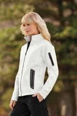 Women's Soft Shell Technical Jacket Main Image