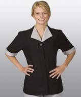 Women's Spun Polyester Tunic Main Image