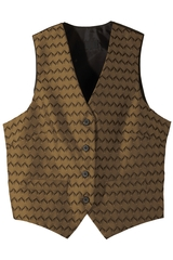 Women's Swirl Brocade Vest Main Image