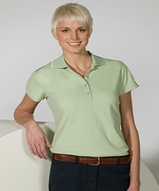 Women's Tipped Collar Dry-mesh Hi-proformance Polo Main Image