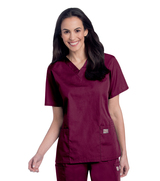 Women's V-Neck Tunic Main Image