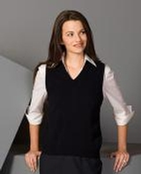 Women's V-neck Vest Main Image
