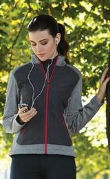 Women's Victory Hybrid Performance Fleece Jacket Main Image