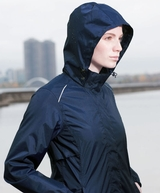 Women's Waterproof Lightweight Ripstop Jacket Main Image