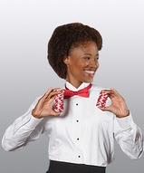 Women's Wing Collar Tuxedo Shirt Main Image