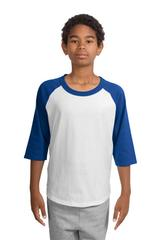 Youth Colorblock Raglan Jersey Main Image