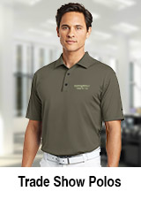 Embroidered Trade Show Polo